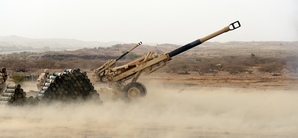 Houthi Shells Kill Five In Saudi Border Town