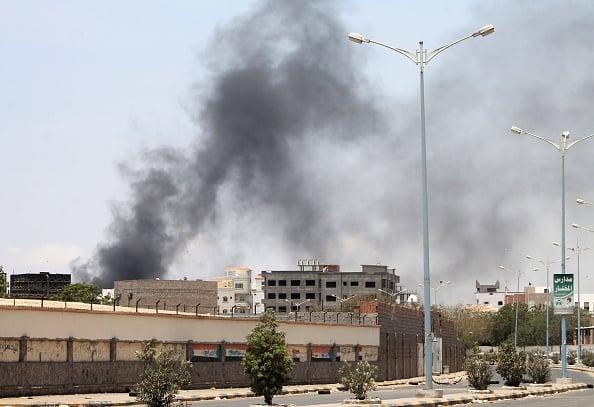 Saudi-Led Planes Bomb Sanaa Airport To Stop Iranian Plane Landing