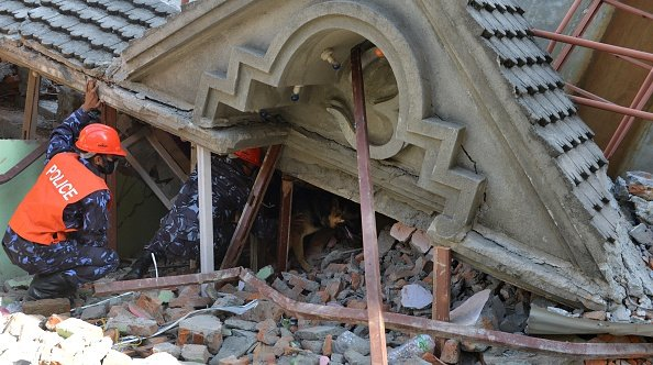 Fresh Earthquake Kills Scores In Nepal And India