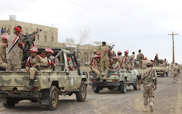 Two Saudi soldiers missing in Yemen, presumed in Houthi custody