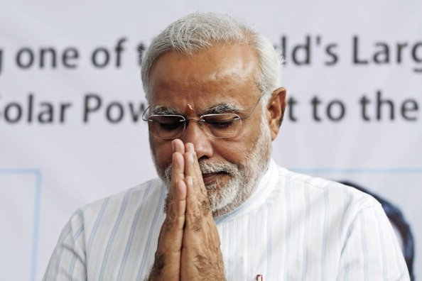Narendra Modi Wins India's Election With A Landslide
