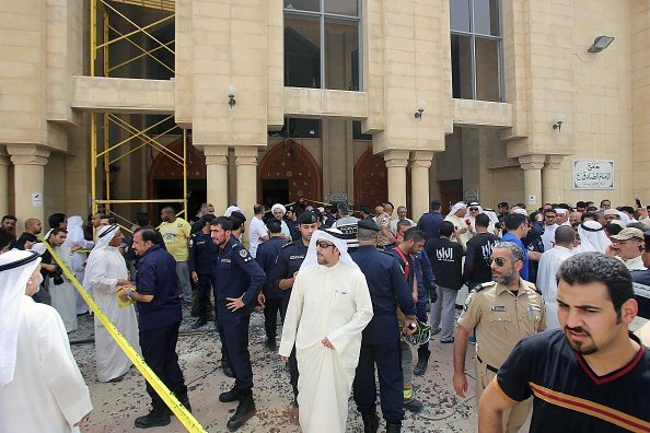 Three Saudi brothers arrested over links to Kuwait ISIL bombing