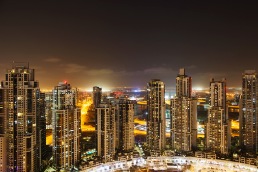 Dubai house prices to fall further this year – Cluttons