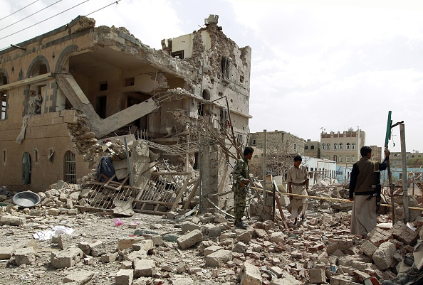 Saudi-led air strikes on Yemen cities kill 16 – Houthis