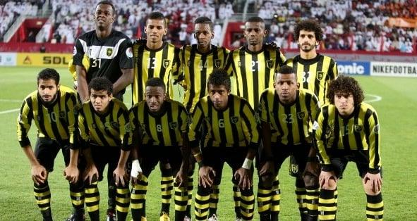 Etihad signs sponsorship deal with Saudi football club Al Ittihad