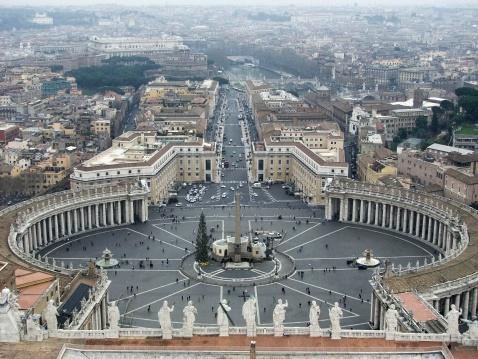 Vatican On Alert For Islamist Attack, But No Plot-Security Chief