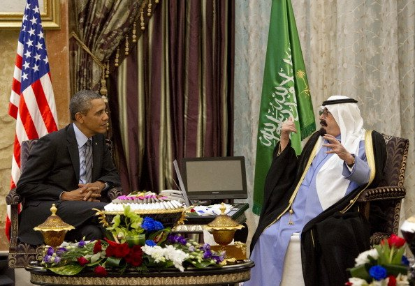 Saudi Offers Cautious Support To US In Battle Against Islamic State