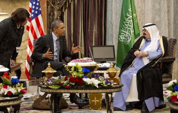 Obama-Saudi King Talks May Ease Friction But No Breakthrough Seen