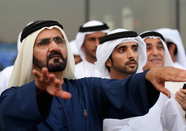 Dubai's ruler retires nine senior officials, orders management shake-up