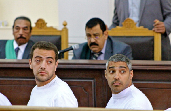Egypt Court Releases Two Al Jazeera Journalists But Case Not Dismissed