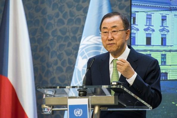 UN's Ban Ki-Moon Urges Arab Leaders To Tackle Radicalisation