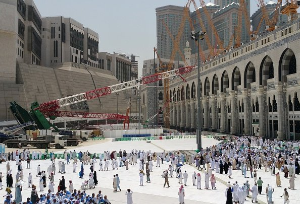 Consultancy firm warned of danger prior to Makkah crane collapse