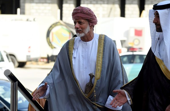 Oman's foreign minister visits Tehran, talks on regional issues