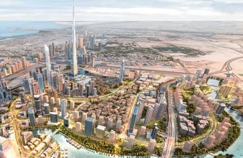 Dubai Says Funds Available For Mega Projects