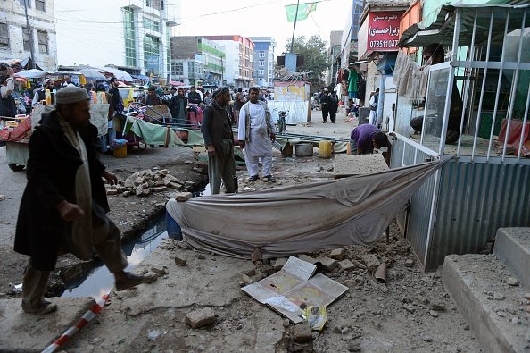 Big quake in Afghanistan and Pakistan kills over 200