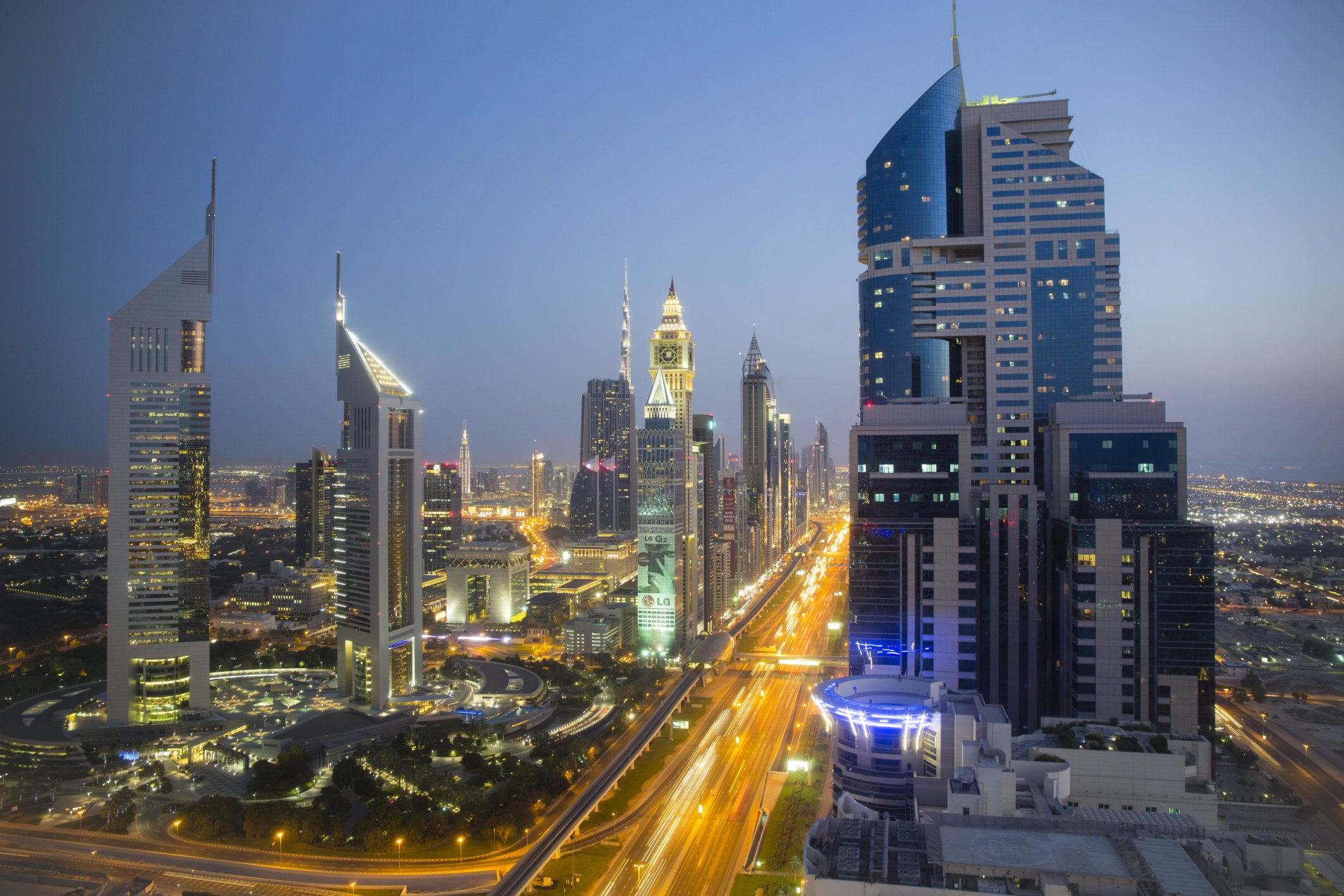 Dubai Ranks Among World's Top 10 Most Influential Cities – Forbes