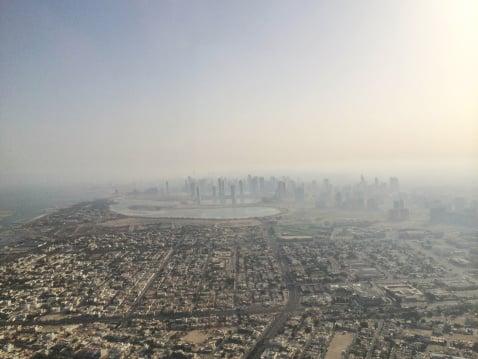 UAE Residents Feel Tremors From Earthquake Off Iran Coast