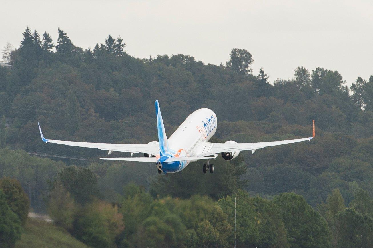 Flydubai receives 50th aircraft