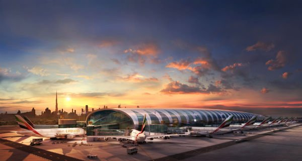 Dubai Airport Tests New A380 Terminal