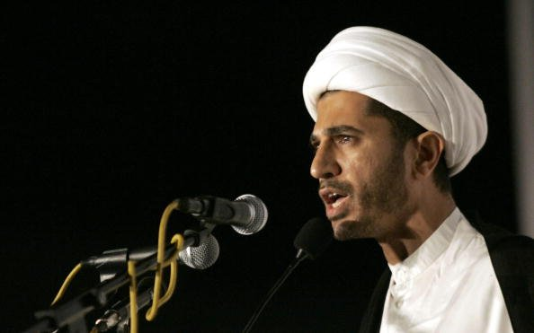 Bahrain opposition leader sentenced to 4 years in jail