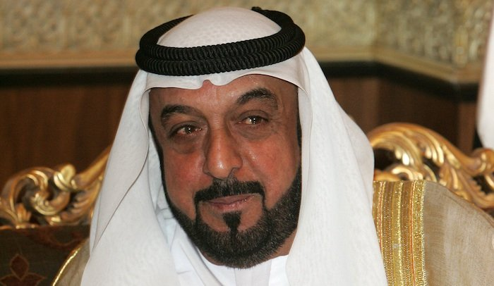 Sheikh Khalifa leaves UAE on private visit