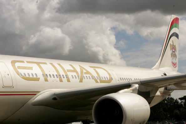 Etihad Flight From Cairo To Abu Dhabi Diverted To Dubai For Security Reasons