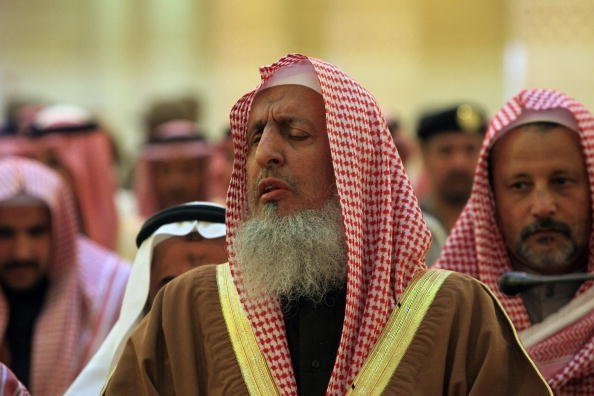 Saudi Arabia's Grand Mufti Denounces Iraq's Islamic State Group