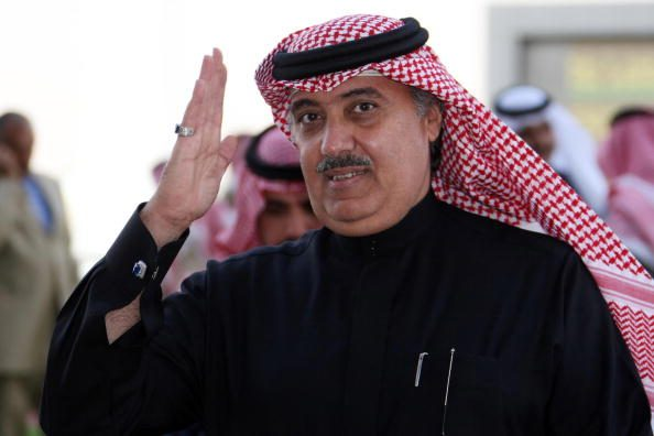 Saudi King Hands National Guard Ministry To Son