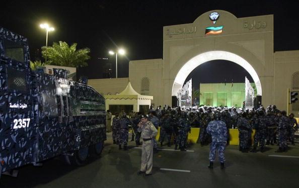 Kuwait Executes Three Men Convicted Of Murder