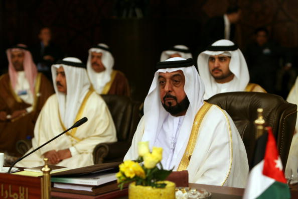 UAE Announces Three Day Mourning For Saudi King