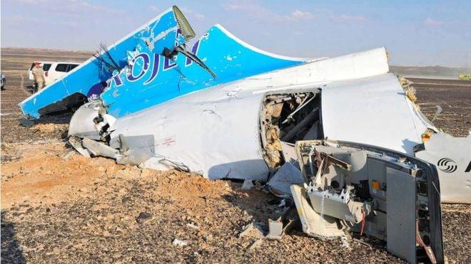 Emirates, flydubai stop flying over Sinai peninsula after Russian plane crash