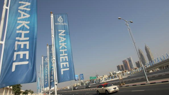 Nakheel's 9-Month Profit Nearly Doubles