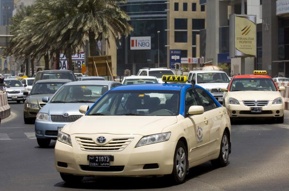 Dubai taxi plate owners to receive $9m in bonuses