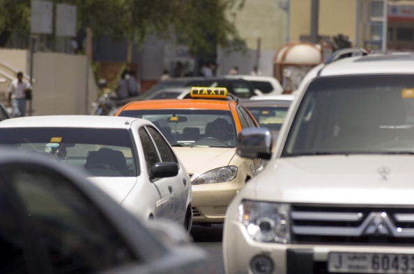 Dubai Taxis To Apply Salik Charges
