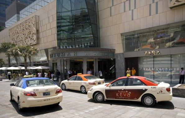 Dubai Taxi Corporation Launches Windows 8 Mobile App