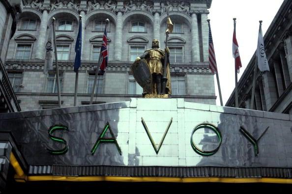 Qatari State Fund Katara Buys Lloyds's 50% Stake In London Savoy Hotel