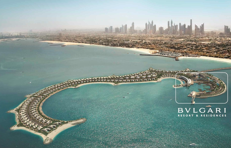Dubai's Meraas Launches Bulgari Residences