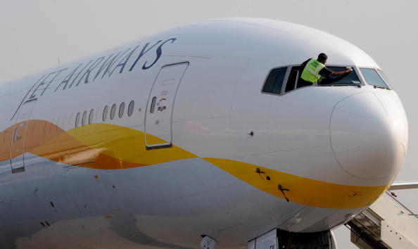 Jet Airways Shares Surge On Report Etihad Deal Is Close