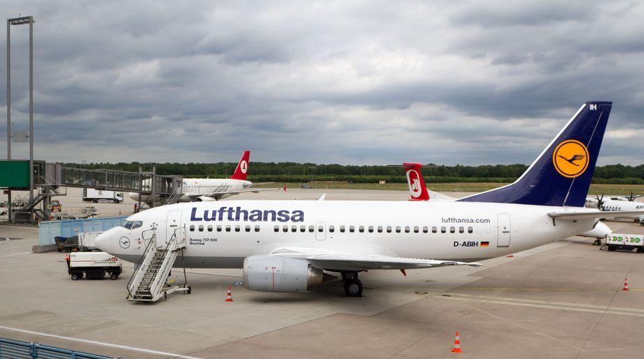 Strike Paralyses Lufthansa Network