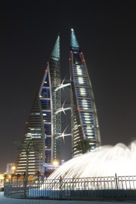 Top Ten Salaries in Bahrain