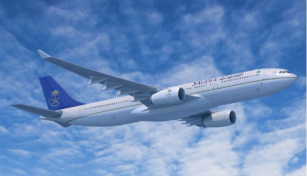 Saudi Arabian Airlines purchases 50 Airbus aircraft