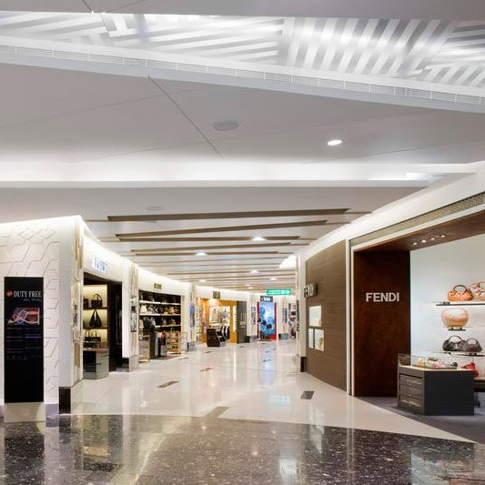 Abu Dhabi Duty Free H1 Revenues Outpace Passenger Growth