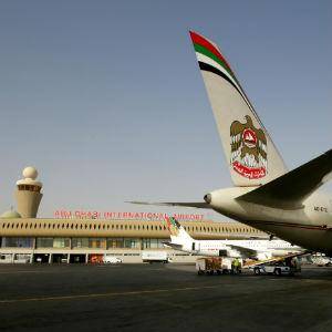 Abu Dhabi Airport Posts 22% Growth