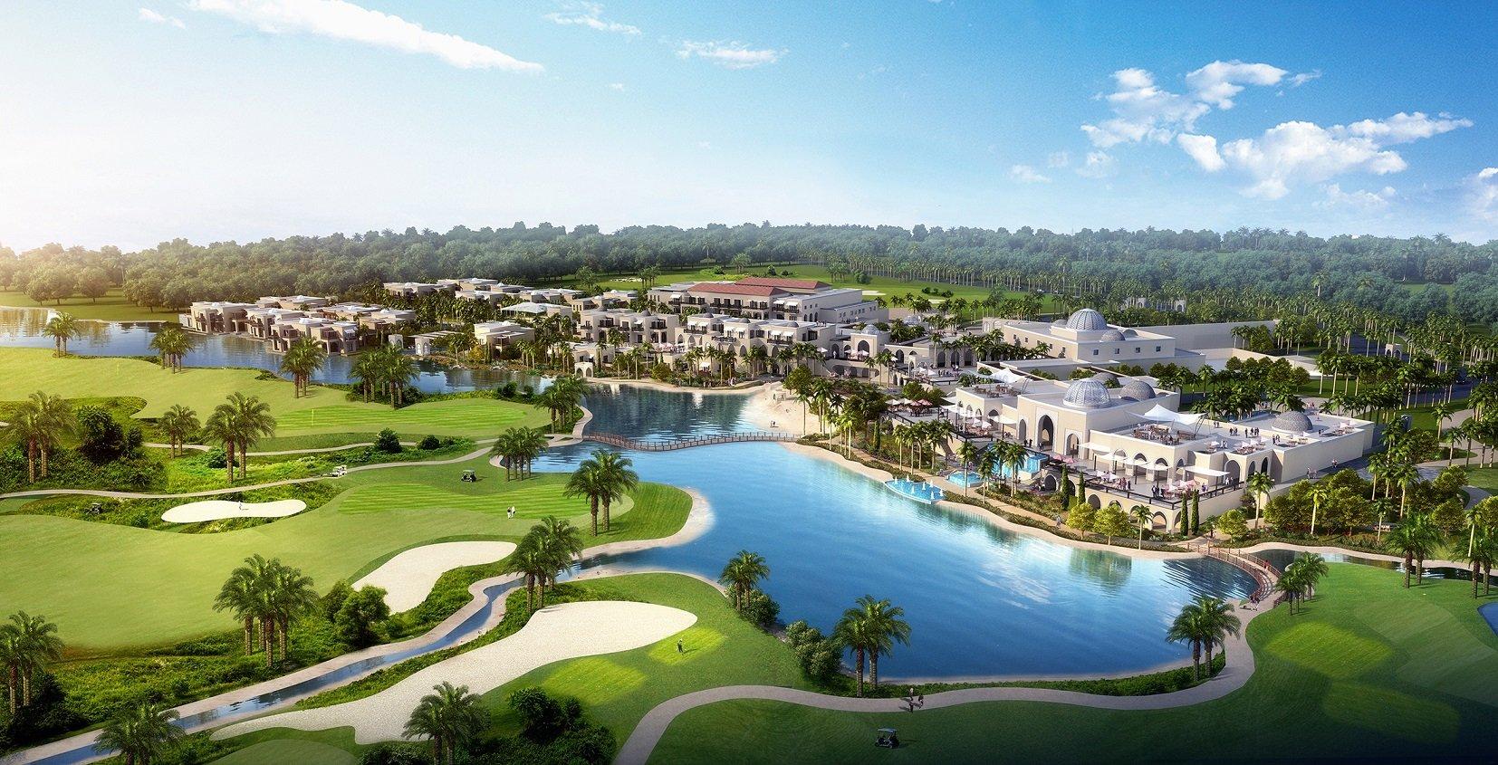 Damac Launches New Mega Project, AKOYA Oxygen, In Dubailand