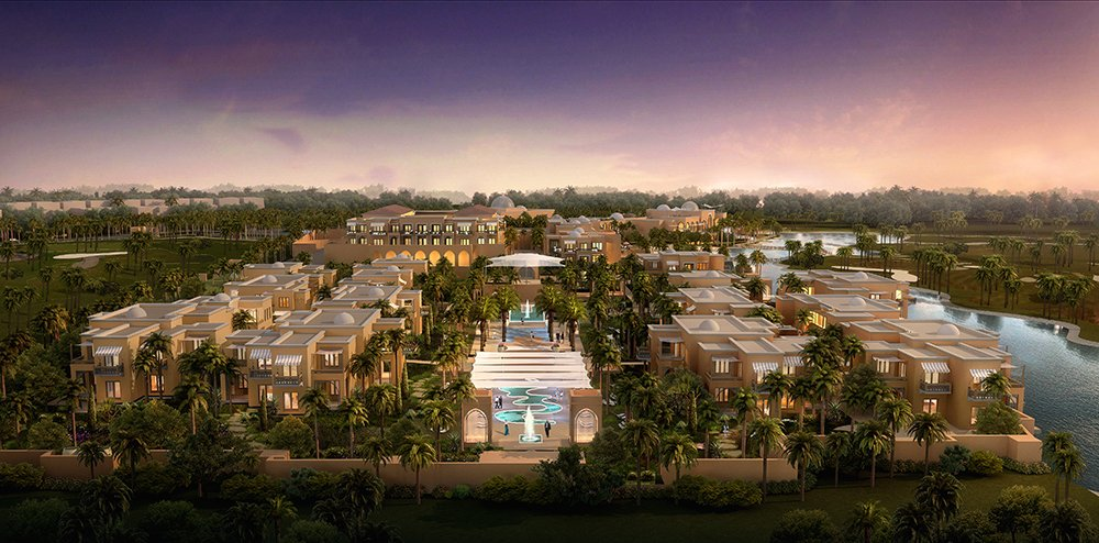 Dubai's Damac Launches More Units For Sale At AKOYA Oxygen Project