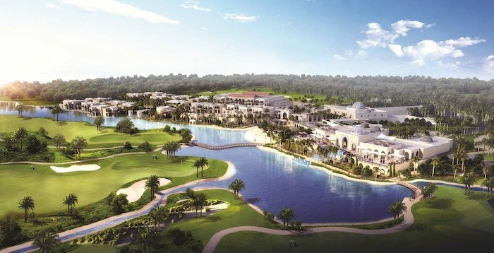Developer Damac Reveals Plans to Create A Rainforest In Dubai