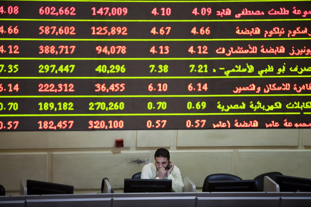 Middle East Funds Most Bullish About Egypt Equities – Survey