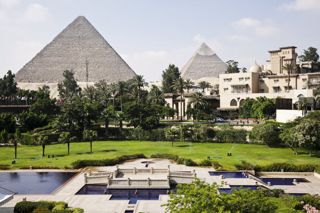 More People, Less Water Mean Rising Food Imports For Egypt