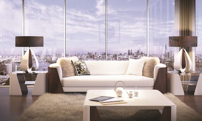 Damac subsidiary launches Versace branded project in London