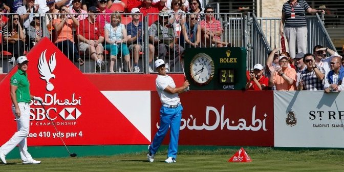 Abu Dhabi eyes golf tourism to increase visitor numbers